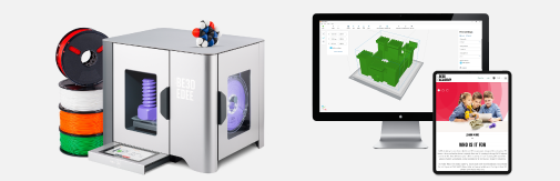 YSoft BE3D eDee 3D Print Solution