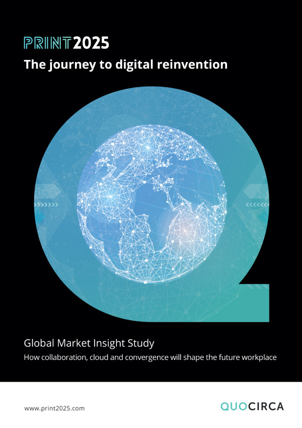 PRINT 2025 - The journey to digital reinvention