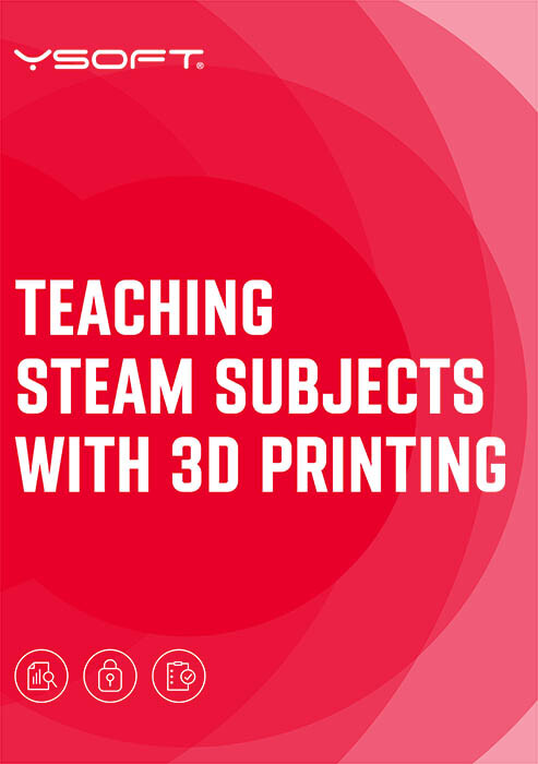 Teaching STEAM Subjects with 3D Printing
