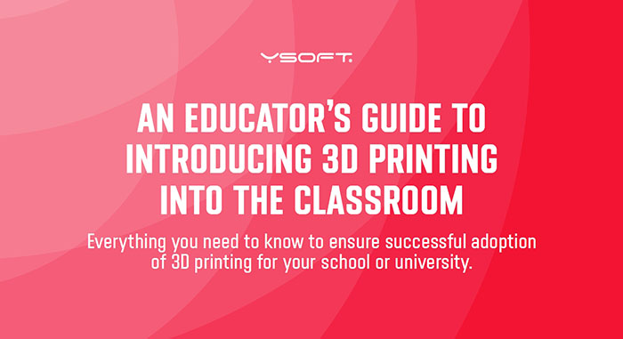 An Educator's Guide to Introducing 3D Printing Into the Classroom