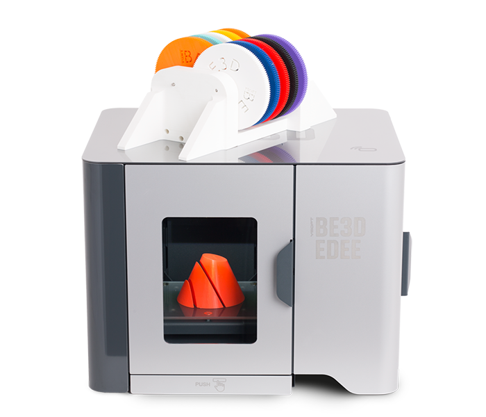 YSoft be3D eDee printer