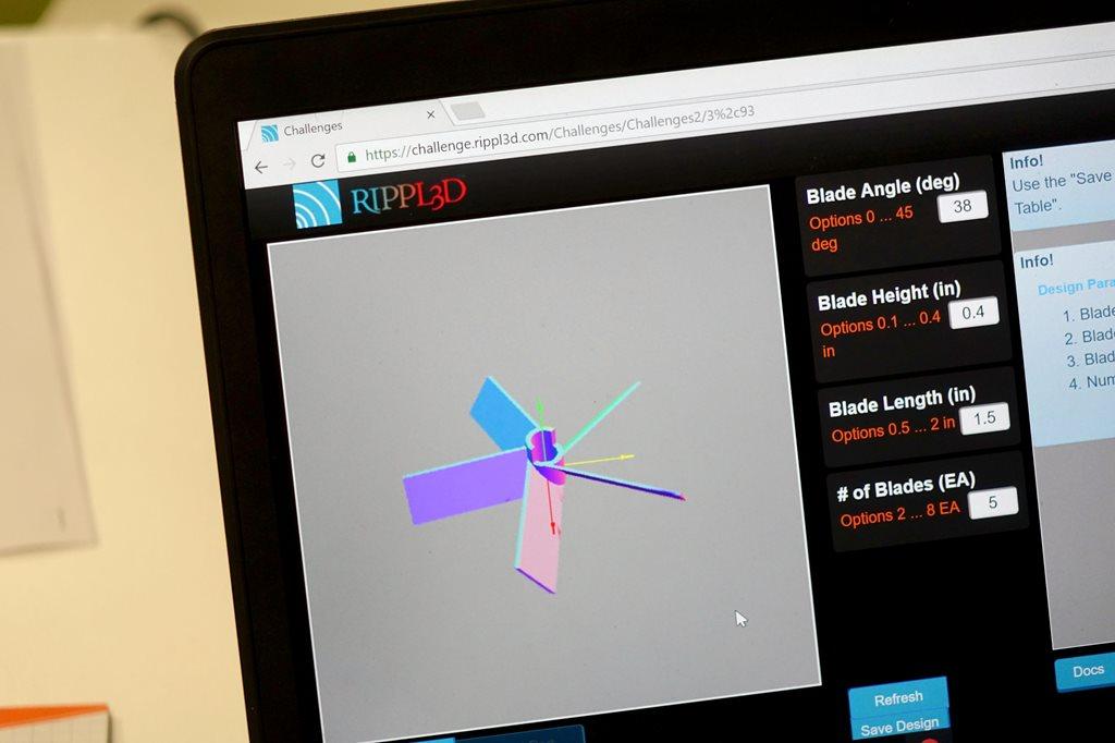 3D Wind Turbines: Video | Industry Analysts, Inc