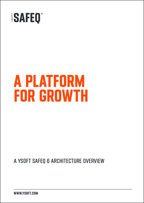A PLATFORM FOR GROWTH